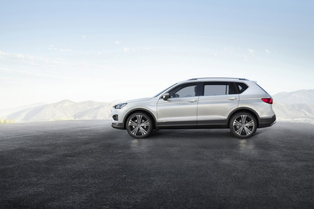 Seat Goes Big With The New Seat Tarraco 007 Hq