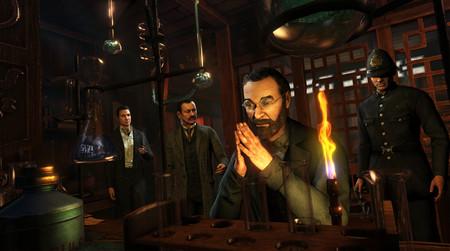 Descarga gratis Sherlock Holmes: Crimes and Punishments y Close to the Sun en Epic Games Store. Los siguientes serán Just Cause 4 y Wheels of Aurelia