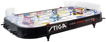 ¿Un futbolín de hockey? El juego de hockey de mesa Stiga High Speed ahora cuesta 52,42 euros en Amazon con envío gratis