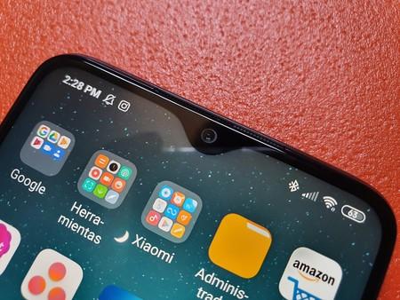 Xiaomi Redmi Note 8 Pro Impresiones Pantalla Notch Mexico