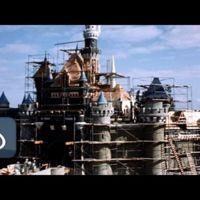 Time Lapse: La construcción de Disneyland en un minuto