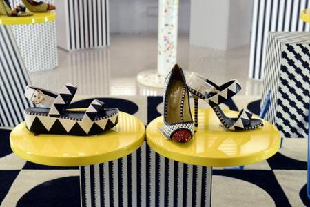 Zapatos Memphis de Sergio Rossi