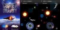 Comet Gravity, un juego espacial donde la física y la gravedad planetaria importan