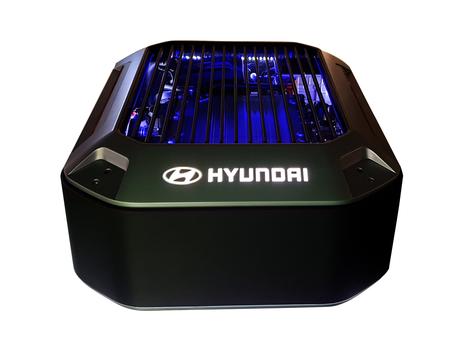 Hyundai Generador Electricidad Hidrogeno
