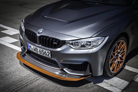 Te va a gustar ver y oír al nuevo BMW M4 GTS derrapando en este vídeo