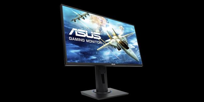 El Asus VG255H es el nuevo monitor de Asus en el mercado gamer y ofrece 24,5 pulgadas y resolución Full HD