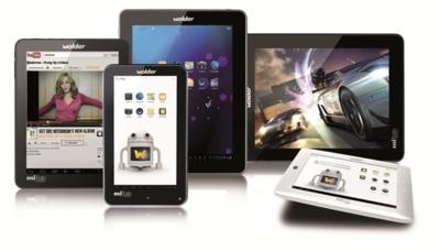 Las Wolder miTab también disfrutan ya de Android 4.0
