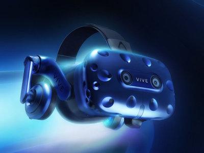 HTC Vive Pro ya es oficial: una apuesta por la comodidad con dos pantallas OLED que ofrecen 2880 x 1600 píxeles combinadas