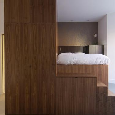 Bicbloc, el concepto para adaptar un mini apartamento de manera más funcional y económica