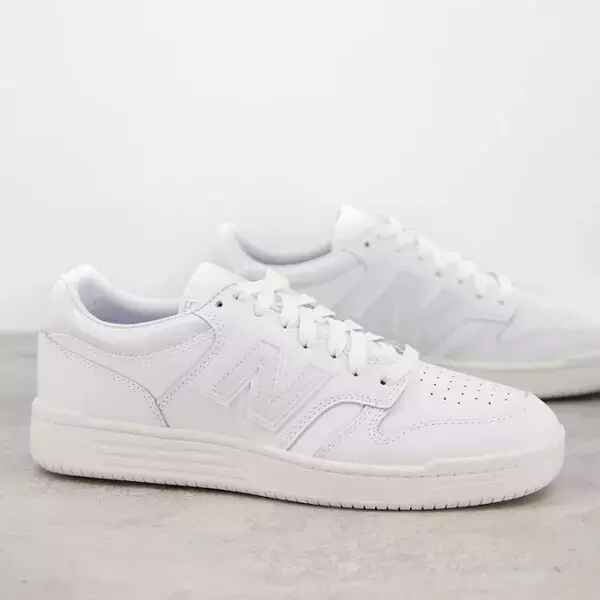 Zapatillas de deporte blancas 480 de New Balance