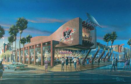 El cibercafé de Apple que nunca existió