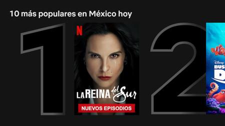 Netflix estrena funcionalidad exclusiva en México: la esperada lista del top 10 de los contenidos más vistos en la plataforma