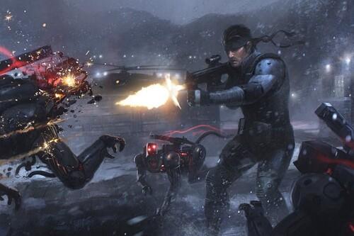 Metal Gear Solid, la película: todo lo que sabemos hasta ahora sobre el Solid Snake que Oscar Isaac llevará a los cines