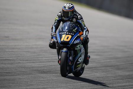 Luca Marini Moto2 Motogp Republica Checa 2018