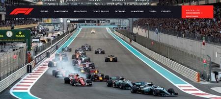 El circo de la Fórmula 1 llega a España vía streaming aunque por ahora tiene importantes limitaciones