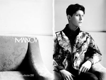 Manov deconstruye la sastrería masculina en su colección 'Éternité' Pre-Spring 2016