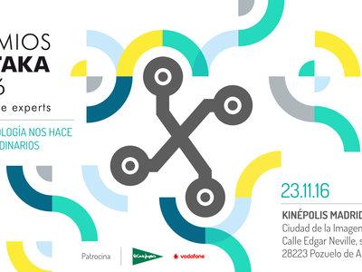Premios Xataka 2016: síguelos en directo (streaming)