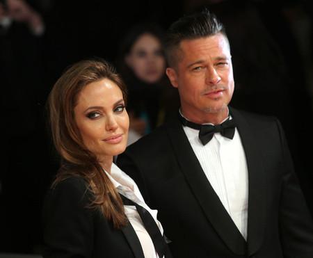 Brad Pitt pajarita esmoquin