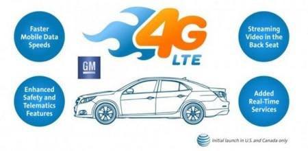 coche conectado LTE