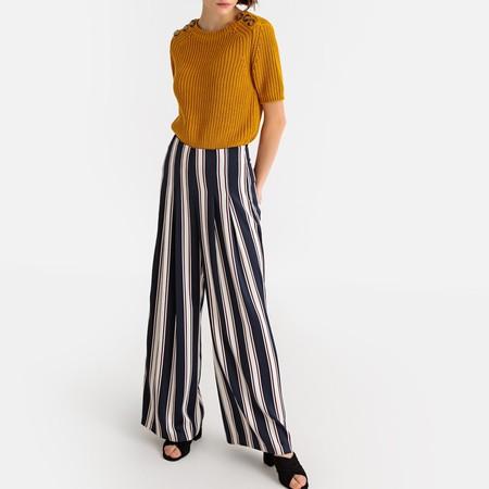 Pantalon Rayas La Redoute