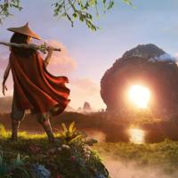 'Raya y el Último Dragón' la primera película dirigida por un mexicano en toda la historia de Disney estrena su primer tráiler