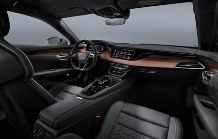 Audi e-tron GT precios España coche eléctrico