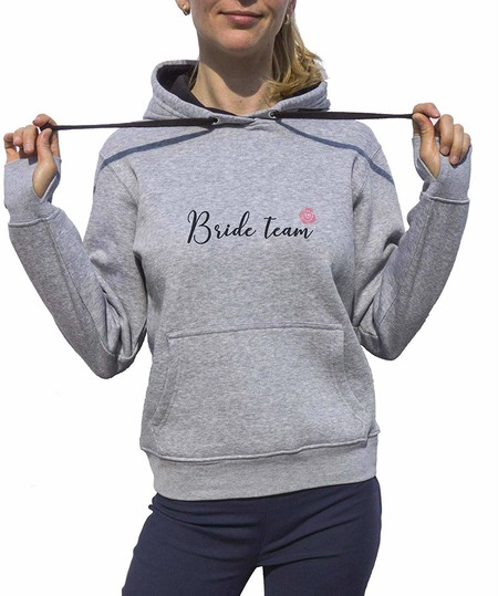 Sudadera Bride Team