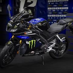 Foto 5 de 10 de la galería yamaha-yzf-r125-monster-energy-yamaha-motogp-2019 en Motorpasion Moto