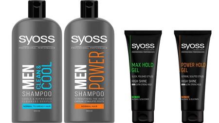 Syoss Presenta Su Nueva Gama Men Con Productos Para El Cuidado Y La Fijacion Del Cabello 2