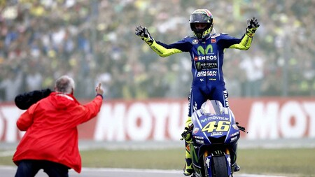 Rossi Assen Motogp 2017