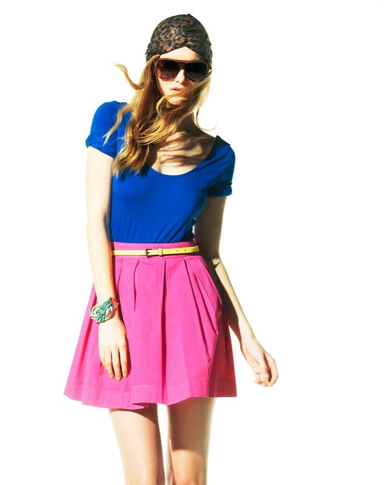 Foto de Bershka, lookbook de abril Primavera 2011: ¡más color en las tiendas! (16/22)