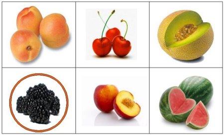 Solución a la adivinanza: la fruta con más fibra es la mora