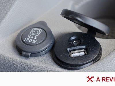 Por qué cargar el teléfono móvil con el USB del coche puede no ser suficiente