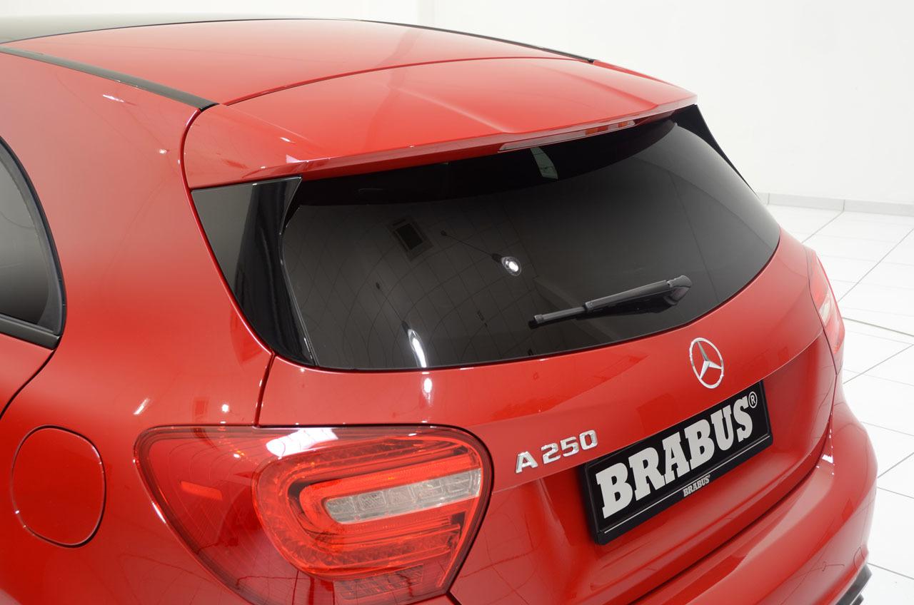 Foto de Brabus Mercedes-Benz Clase A (13/19)
