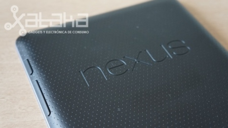 Análisis del Nexus 7 en Xataka detalle acabado