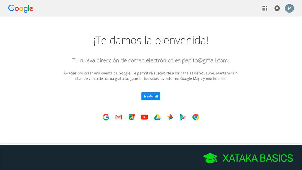 0f4fd9612b Cómo crear una cuenta de Google