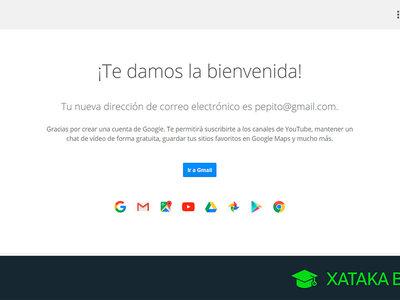 Cómo crear una cuenta de Google