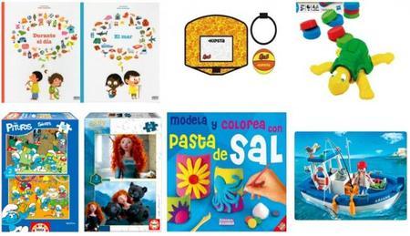 Ideas de regalos de Navidad: para niños de tres a seis años