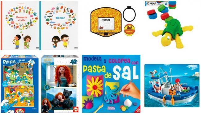 Guía de juguetes de tres a seis años