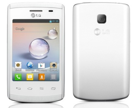 LG Optimus L1 II, Jelly Bean en tres pulgadas