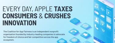 Epic, Spotify y otras once empresas se organizan para combatir las comisiones de Apple en la App Store