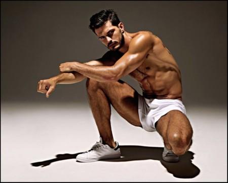 Los abdominales de Diego Miguel y los looks de Charlie By Matthew Zink te harán querer estar en el gym ahora mismo