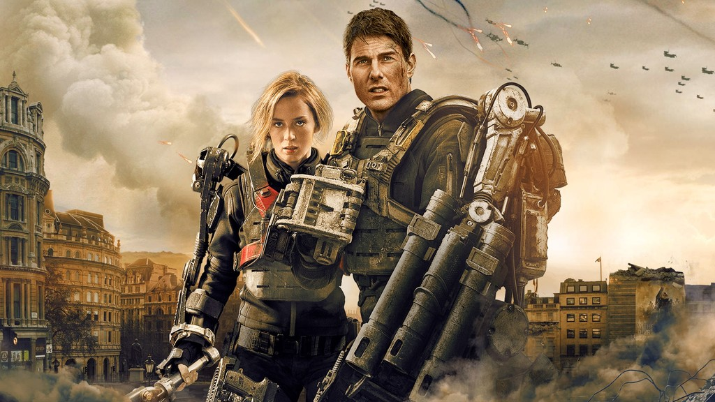 Warner-reactive 'to The edge of tomorrow 2' with the signing of a new scriptwriter