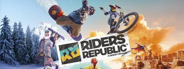 Hemos asistido a la presentación de Riders Republic en el E3 2021 y nos ha cautivado por las razones equivocadas