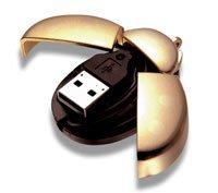 Toda tu memoria bajo la piel de un escarabajo USB