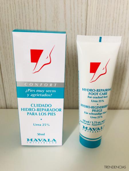 review crema hydro repairing mavala