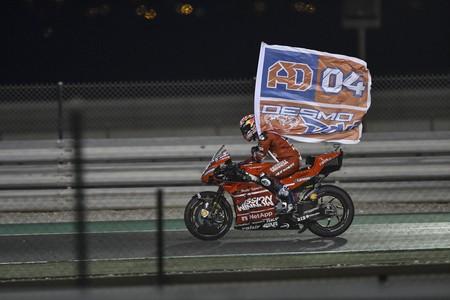 El alerón del basculante de Ducati es legal: Andrea Dovizioso se queda la victoria de Catar