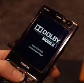 dolby mobile