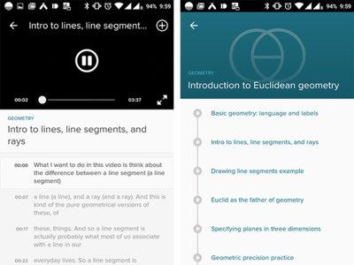 Khan Academy estrena aplicación para que aprendas sobre nuevas materias desde el móvil