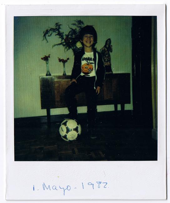 Polaroid 1982